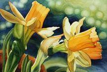 Flower art / by Dee