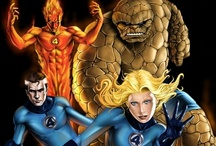 The Fantastic Four / by JC