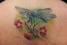 tattoos / by Sheryl StGeorge Monzon