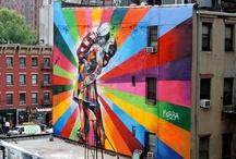 Street Art & Murals / by Rodrick Rhodes