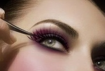 The Salon / Hair, hairstyle, nail art, eye makeup, lipsticks, nails, mani, eye shadow, How To, tutorials, hair falls, Goth, Rockabilly, Pinup, Wedding, vintage, 20's, 30's, 40's, 50's, 60's, 70's, funky hair color, makeup, make-up, make up / by Yvonne C. Conway-Williams