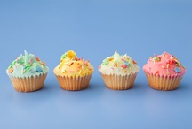 Cupcakes & Cakes & Desserts / by Scarlett O'Hara