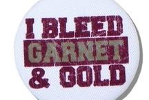 I bleed garnet & gold»---;;> / by Lindsay Middleton
