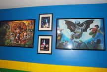 Boys Room / Lego and Quotes / by Tracy Gallaway
