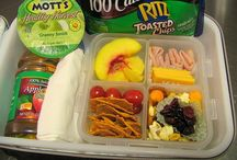School Lunches: Packing for my Boys / Not your average sack lunch / by Tracy Gallaway