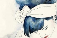 Illustration / by Erica Mundys