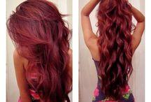 Hair Color Ideas / by Helen Loewen