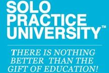 Products For Lawyers / Solo Practice University looks for products and services which we feel work for solos and their budgets.  Feel free to let us know those you like, too. / by Susan Cartier Liebel