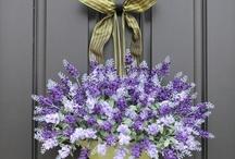 Wreaths / by Reta Wilson