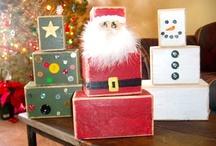 christmas ideas / by Cathy Wysner