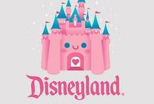 Disneyland of Yesteryear... / Vintage Disneyland... / by Stampin D'Amour