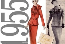 Fashion-Vintage / by Bobbie Hofmister