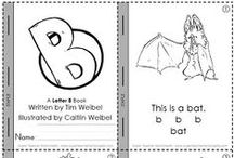 Reading and Writing - Super Teacher Worksheets / Develop reading and writing skills with these worksheets and activities. / by Super Teacher Worksheets