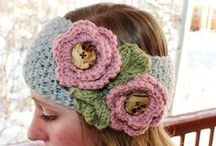 Headbands and Earwarmers / by Lynette Veenhouwer