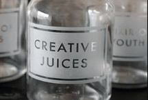 Creative Juices / by Trey W