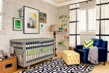 Funky Baby Room Ideas  / Baby & Kids room ideas plus awesome products for babies or big kids... Toys, Clothes & a bunch of other cool stuff / by Bets Alexis Garcia-Alvarez