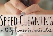 Cleaning Tips / by Sherry Dobreski
