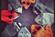 DIY Scarves, Hats, & Etc. / by Kaitlin Boger