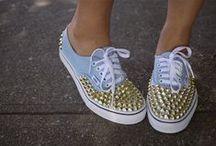 DIY Shoes / by Kaitlin Boger