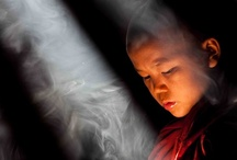 Buddhist monks / by Mariangeles Mandagaran