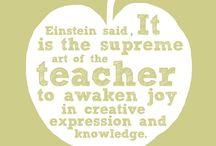 Teaching Quotes  / by Deni Alegria