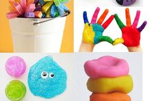 DIY projects- to do with kids  / by Deni Alegria