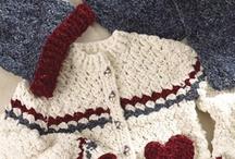 crochet & hand crafts / by Gerda Pait
