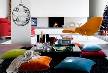 Christmas decor / by Michelle Bergquist Hume