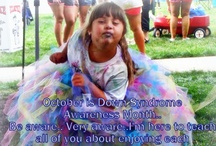 BELLA- and down syndrome / For my daughter Bella.. who just happens to have brought us #Down syndrome / by Renita Nunley-Ruiz