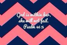 Faith. / by Cayla Wilborn