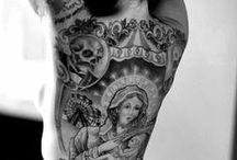Tattoo Love / by Anne Marie Tobia