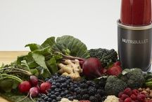 NutriBullet / Recipes for healthy juices and smoothies  / by Melissa Girard