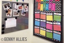 Teaching / Ideas to implement in my classroom. / by Genny Allies