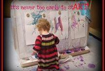 crafts for kids  / by Megan Armes