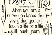 Nursing / by Megan Scheller