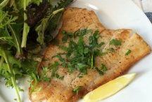 "Seafood: somethin's fishy ... ;) / by Maureen ""Mo"" Sepulveda"