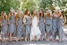 Bridesmaid Dresses / by AnnaLiisa White