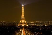 Paris, France ... etc... / by Marie-Claude Nault