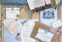 Invitation/Paper Goods Inspiration / by AnnaLiisa White