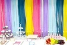 Parties Ideas / by Elaine Volles