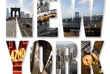 I love NYC /  I love New York City / by Andrea Barnhart