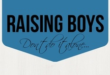Raising Boys / Everything boy! A place for us to inspire each other and help each other dream, share practical ideas and opportunities to grow as boy moms! A creation of the MOB Society! (www.themobsociety.com) / by The MOB Society