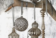 Christmas Decor Ideas / Cool ideas for decor including vintage for Christmas 2013 / by Jeanine Tribley - A Fab Life in Jamaica