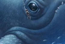 Paintings/Drawings / by Whale OK