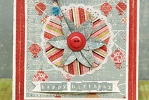 scrapbooking/card making ideas / by Ruby