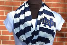 Notre Dame Fashion / All things a Notre Dame fashionista needs! / by Lauren Rayfield