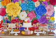 Party Themes & Ideas / Party time!!!!!!!!! / by ✨Katelyn Jordan✨