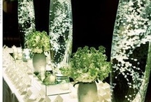 Center pieces / by Gretchen Whitaker