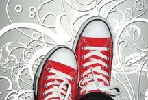 Chucks / by Feet Friday