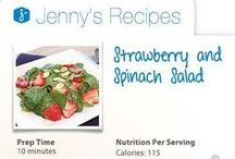 Recipe Cards / Healthy recipes that are taste-tested and Jenny Craig approved.  / by Jenny Craig